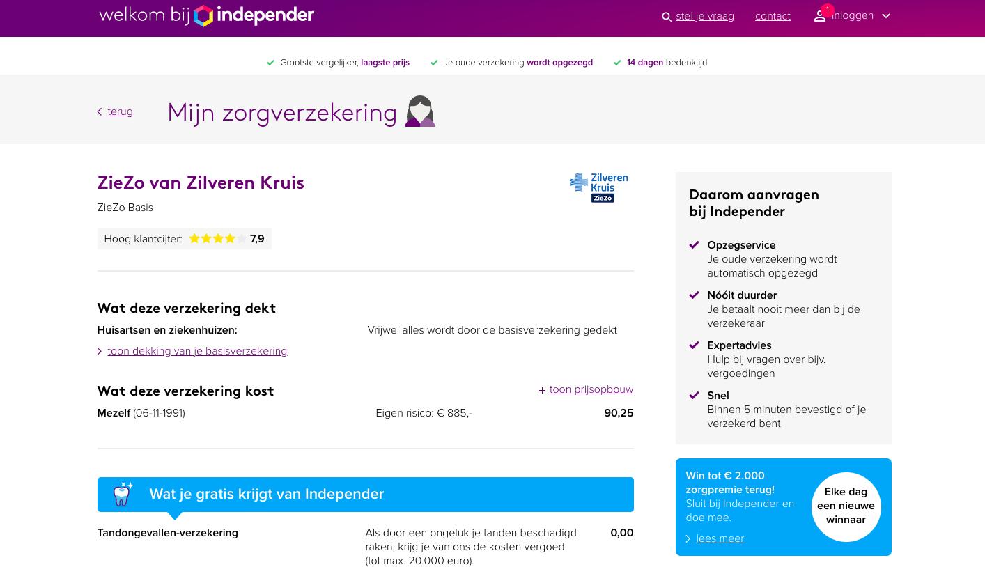 Rich results on Google's SERP when searching for 'การสมัครประกันสุขภาพในเนเธอร์แลนด์', 'ประกันสุขภาพในเนเธอร์แลนด์', 'ประกันสุขภาพ เนเธอร์แลนด์', 'ค่าประกันสุขภาพในประเทศเนเธอร์แลนด์', 'The Netherlands', 'เนเธอร์แลนด์', 'ประเทศเนเธอร์แลนด์', 'การใช้ชีวิตในเนเธอร์แลนด์', 'ข้อมูลประเทศเนเธอร์แลนด์', 'Zorgverzekering', 'ประกันสุขภาพพื้นฐาน เนเธอร์แลนด์', 'eigen risico', 'เบี้ยประกันรายเดือน เนเธอร์แลนด์', 'การเปลี่ยนประกันสุขภาพในเนเธอร์แลนด์', 'เปรียบเทียบแพ็คเกจประกันสุขภาพ เนเธอร์แลนด์', 'เงินช่วยเหลือประกันสุขภาพ (Zorgtoeslag)' and 'ค่าประกันสุขภาพพื้นฐาน เนเธอร์แลนด์'